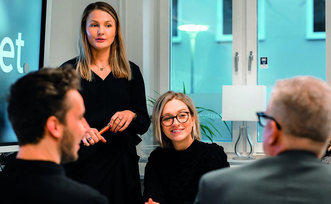 I en krissituation som till exempel Covid-19 är stöd med omställning, arbetsmiljöinsatser och kommunikation avgörande för företagets framtid