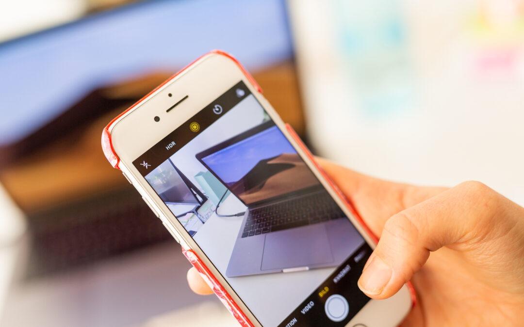 Fyra tips för att ta bättre bilder med telefonen